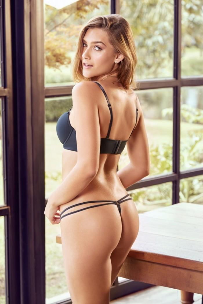 Bikini panties;Chamela